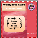 DRUGS- Introductory Reading and follow up activities 3 pages