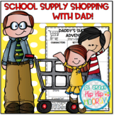 Daddy's Back to School Shopping Adventure!