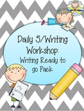Writing Center {Pack #2!}