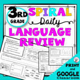 Daily Language Review 3rd Grade