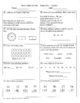 Daily Math Review and Quizzes - 2nd Grade - 4th Quarter