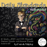 Daily Standards Practice--Math 1st Grade
