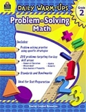 Daily Warm Ups Problem Solving Math Grade 2