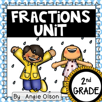 Dancing in the Rain:  A FRACTIONS UNIT
