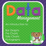 Data Management Introduction or Review (K/1) graphing