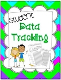 Data Tracking Graphs {Kinder and First}