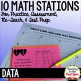 Data and Graphs Test Prep: A 4th Grade Big Ten Resource