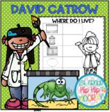 David Catrow...I Ain't Gonna Paint/I Wanna Iguana...Activi
