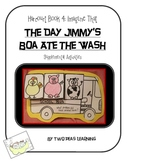 Day Jimmy's Boa Ate the Wash Activities and Printables