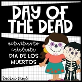 Day of the Dead Literacy and Writing Craftivities!