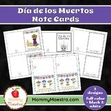 Day of the Dead - Día de los Muertos - Note Cards