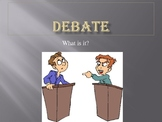Debate Intro/Intro to LD Debate