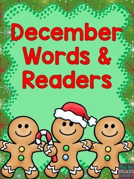 December Words and Emergent Readers