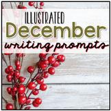 December Writing Prompts - December Journal Prompts