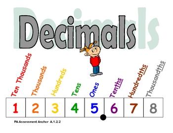 Adding Decimal Numbers Lessons Tes Teach