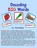Decoding BIG Words