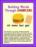Decoding Words Through CHUNKING
