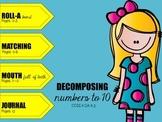 Decomposing Numbers: A February Mini Math Unit