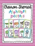 Decorate Your Room {bright polka dots & chevron print bund