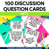 Deep Thinking for Little Minds {Question Cards for Classro