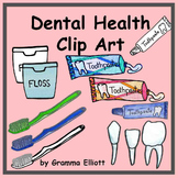 Dental Health Clip Art
