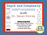 Depth and Complexity Comprehension with Dr. Seuss Stories