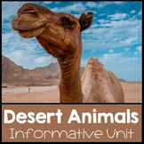 Desert Unit: Common Core Aligned