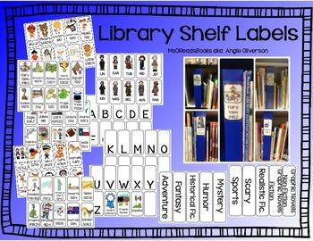 Dewey Shelf Labels