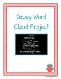 Dewey Word Clouds
