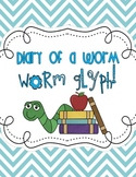 """Diary of A Worm"" Worm Glyph"