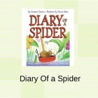 Diary of a Spider Harcourt Journeys 2nd grade Powerpoint
