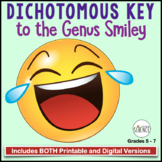 """Dichotomous Key to the Genus """"Smiley"""" (Classification and"""
