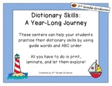 Dictionary Skills - A Year-Long Journey *HARD GOOD - CD*