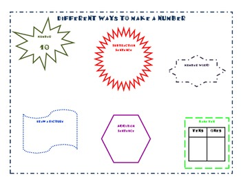 Different Ways to Make a Number - Basic