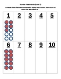 Differentiated Kindergarten Math Counting and Cardinality