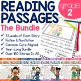 Differentiated Reading Comprehension Passages BUNDLED - Co