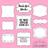 Paula Kim's Most Popular Frames ♥WITH NEW UPDATE♥