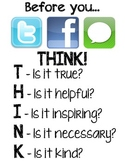 Digital Media THINK Poster