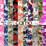Digital Papers - Camo