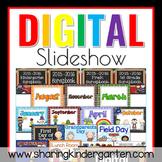 Digital Scrapbook Slideshow {Making Memories}