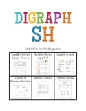 Digraph sh Packet