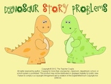 Dinosaur Story Problems