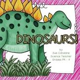 Dinosaurs! {science}