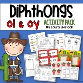 Diphthongs OI & OY ~ Activity Pack