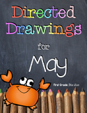 Directed Drawings for May