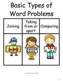 Discovering Word Problems-Pre and Post Assessments for Add