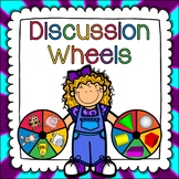 Discussion Wheels for Speaking and Listening