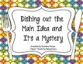 Dishing out the Main Idea