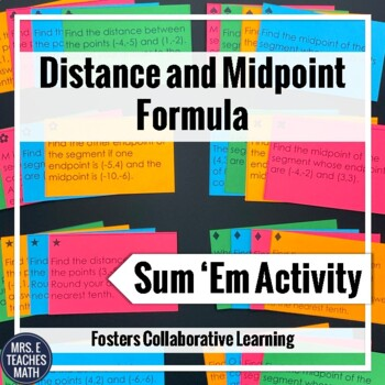midpoint-distance-formula