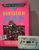Division Rap Cassette and Instructional Guide